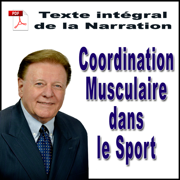 Coordination musculaire sport Ray Vincent