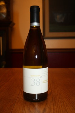 Bill Hill's Expression 38 Chardonnay 2013