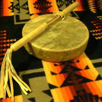 10 inch Native American drum
