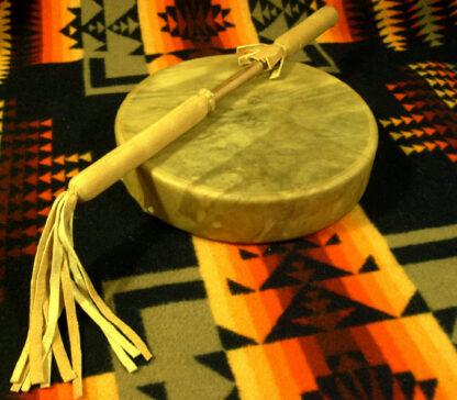 10 inch Native American drum