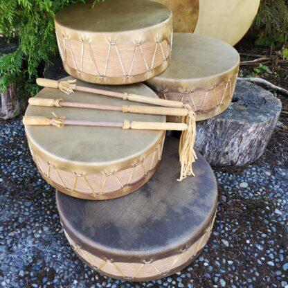 Native American drum beater