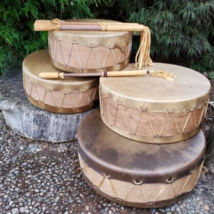 Native American drum beaters