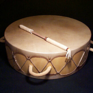 Native American Powwow Drum