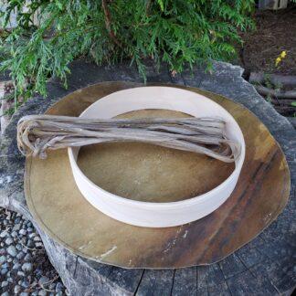 10 inch Native American drum kit