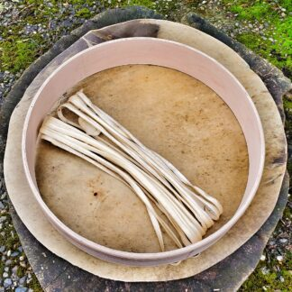 native american drum making supplies
