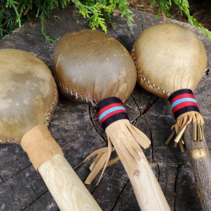 Native American medicine rattle