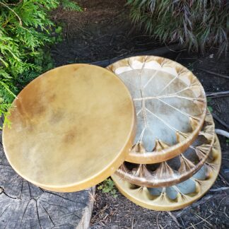 "16"" Native American Shaman Drum"