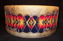 Wool Blanket Drum