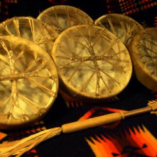 Native American Shaman Drum