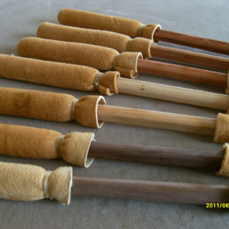 Native American Drum Beaters and Drum Stands for Sale