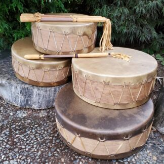 Sweat Lodge Drums for Sale