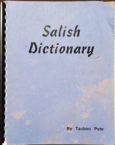 Salish Dictionary