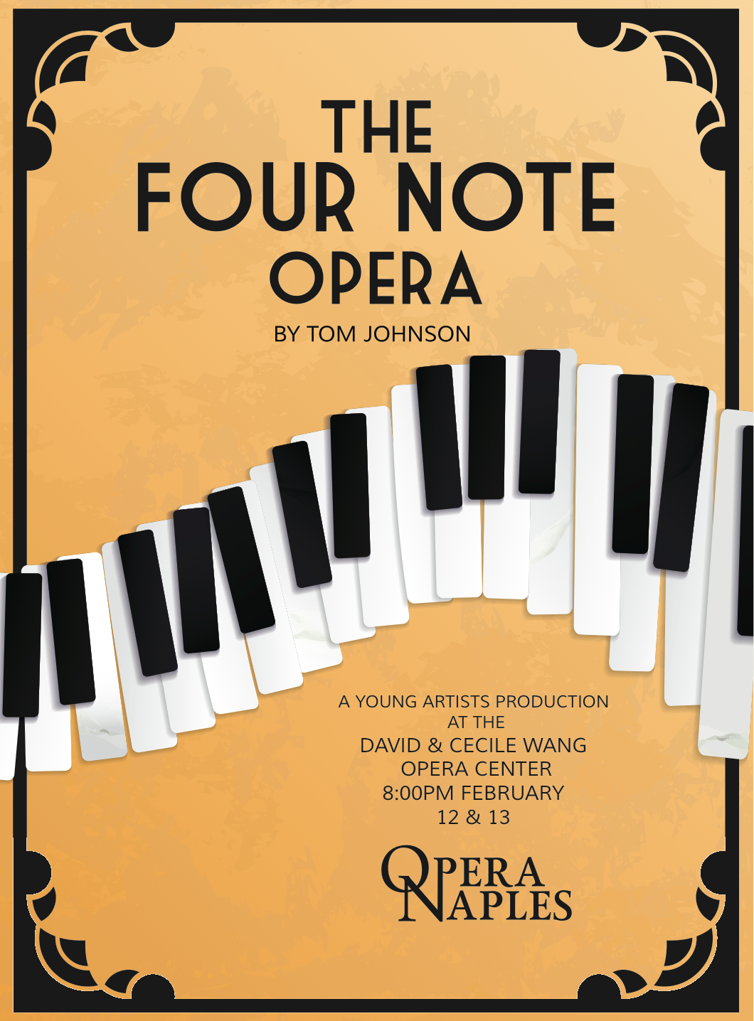 The Four Note Opera