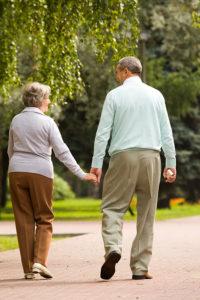 Walking Can Do Wonders for Seniors