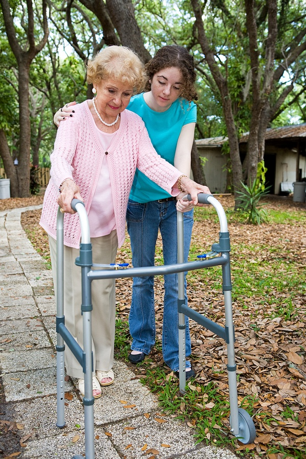 In-Home Care for Mobility