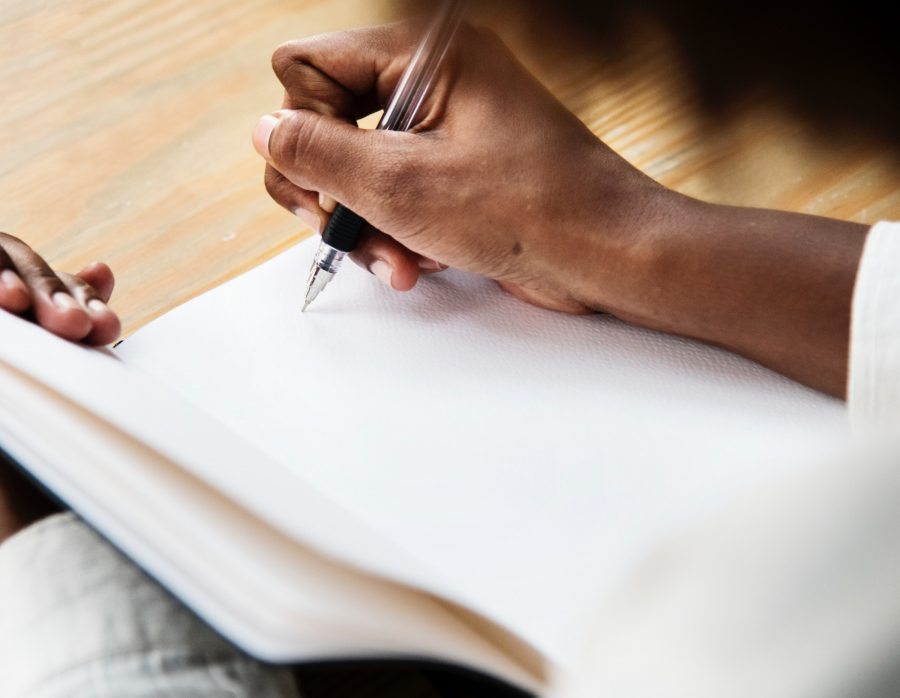 Family Caregiving & Journaling: How to Reduce Stress and Promote Wellness