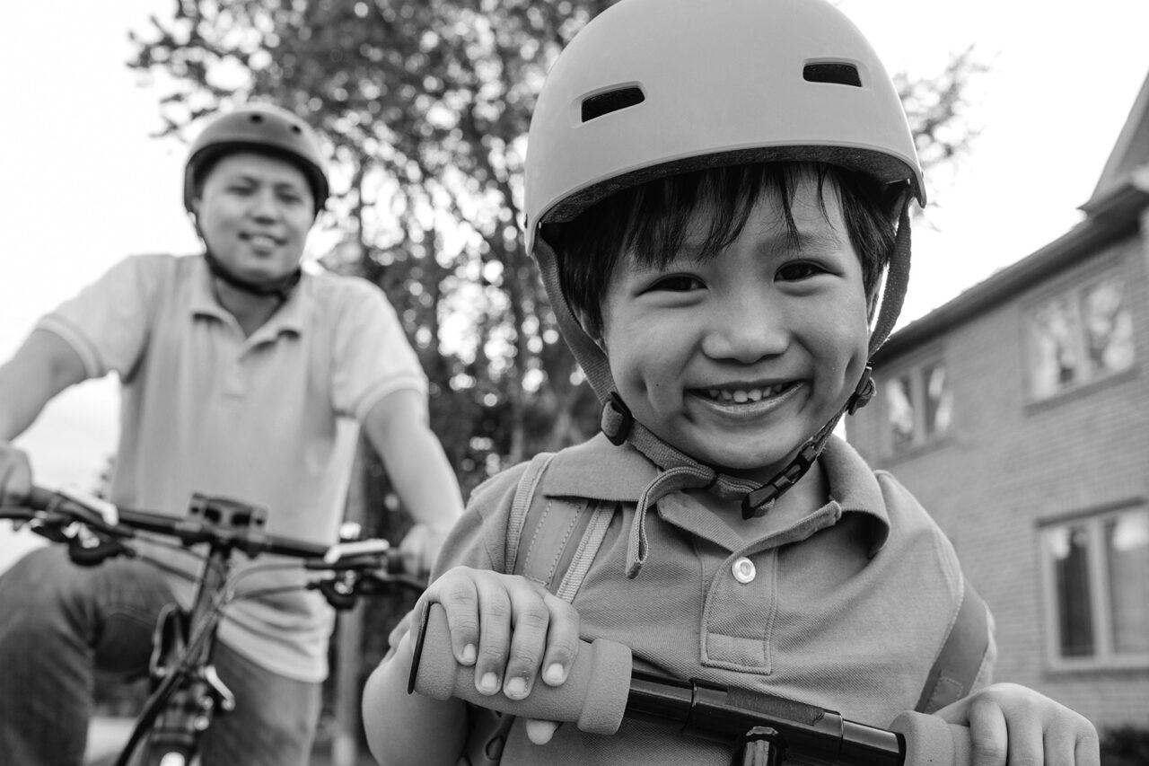 Biking adventure