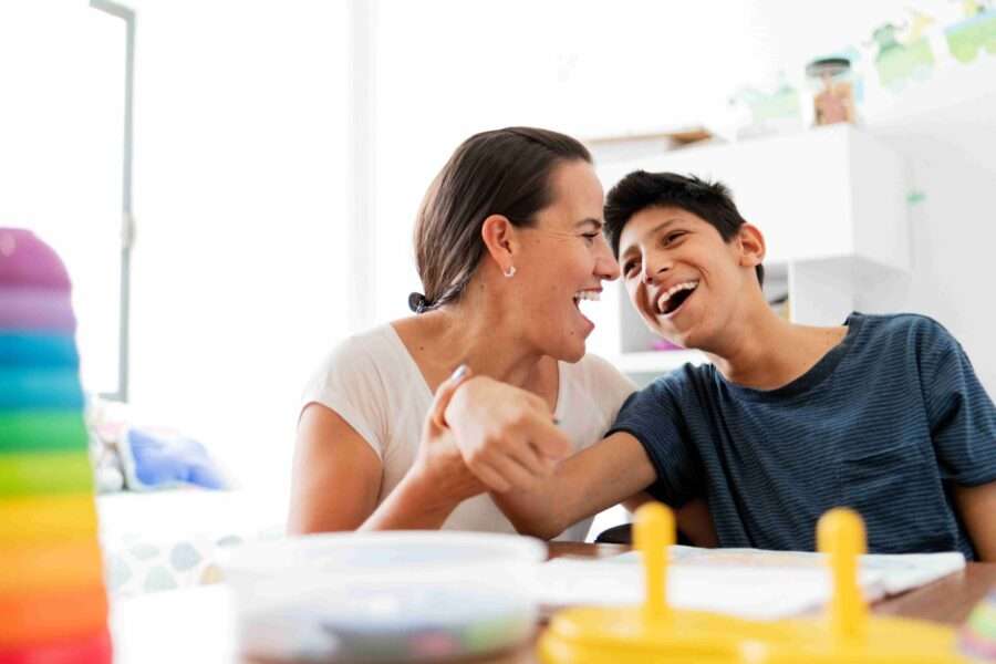 Home care for Your Child with Cerebral Palsy