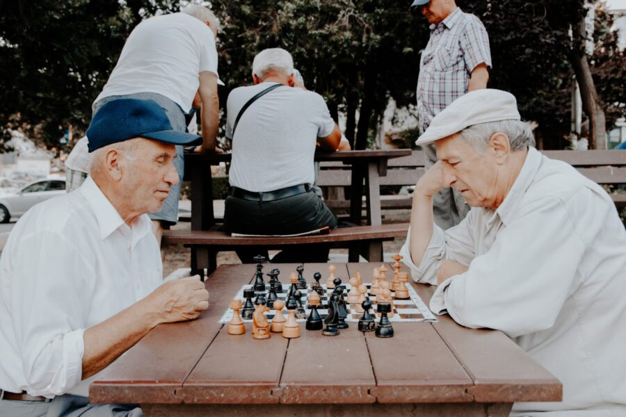 Sharp As a Tack: Brain and Memory Games for Seniors