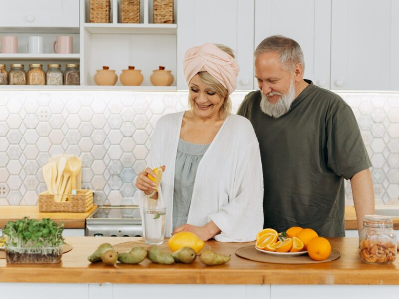 Healthy Summer Cooking for Senior Home Care Patients