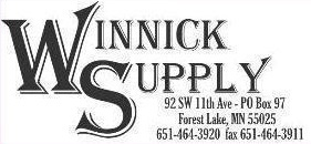 Winnick Supply Logo