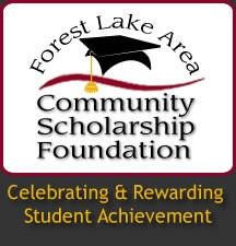 Forest Lake Area Community Scholarship Foundation Logo