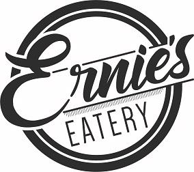 Ernie's Eatery Forest Lake Logo