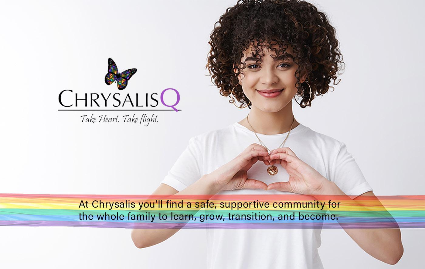 ChrysalisQ - Take Heart Take Flight