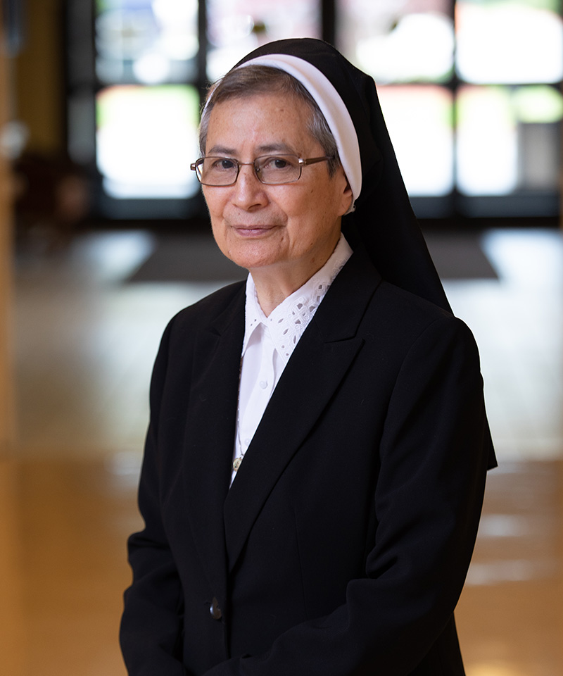 Sister Seline Mary Flores