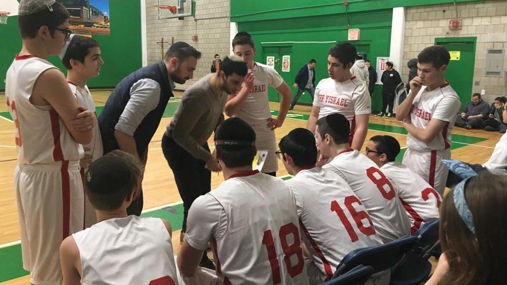 Ohr Yisrael basketball teams