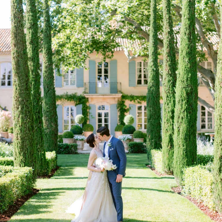 Le Mas des Poiriers Wedding Venue Provence France