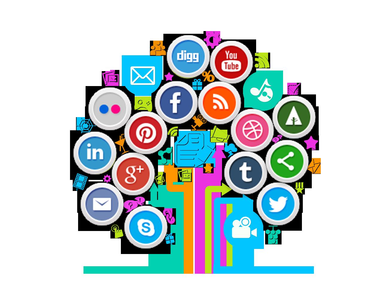 Social Media | WEB MADE SIGN