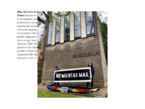 bienal de venecia 2019 venezuela