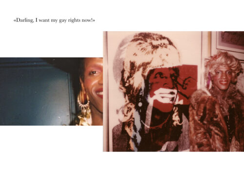 marsha p. johnson derechos gay