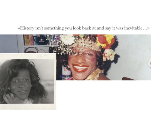 marsha p. johnson historia