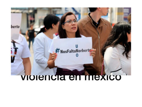 norberto ronquillo secuestro violencia en méxico hashtag