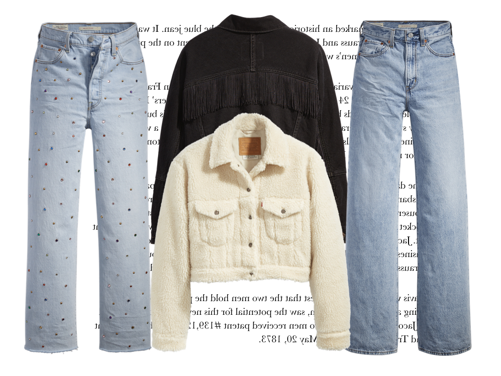 moda de los 80 levi's mujer 2019