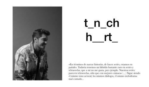 Tenoch Huerta Cine en México