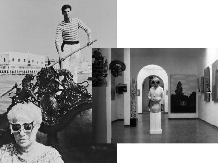Peggy Guggenheim en Venecia