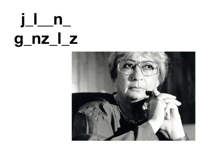 Juliana González Filosofía en México