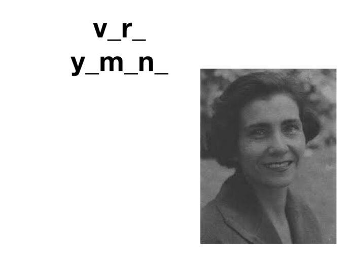 Vera Yamuni Filosofía en México