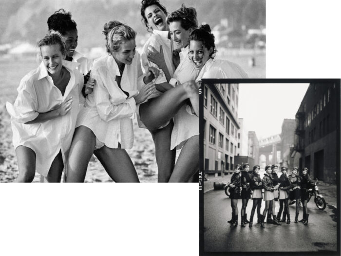Peter Lindbergh The Big Six