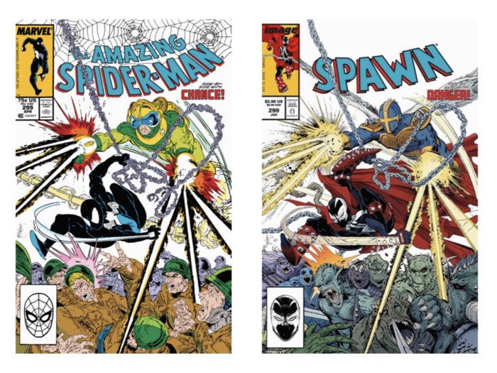 Todd McFarlane The Amazing Spider-Man