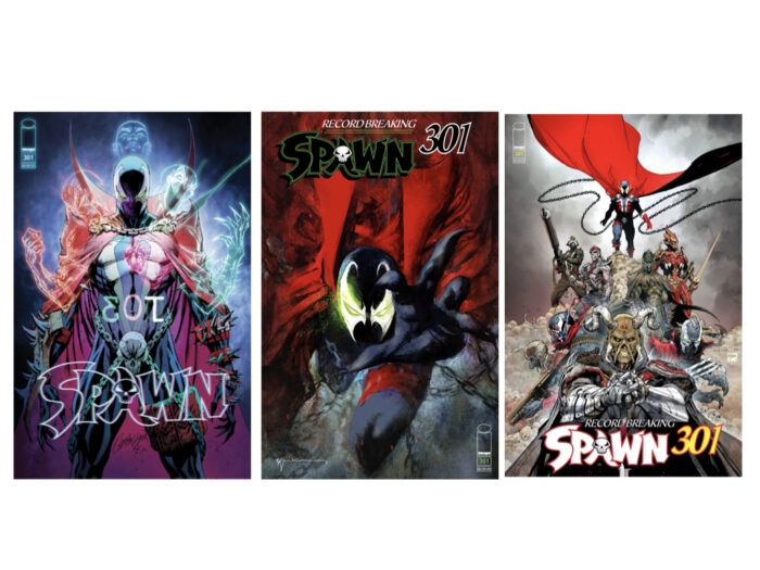Covers for Spawn 301