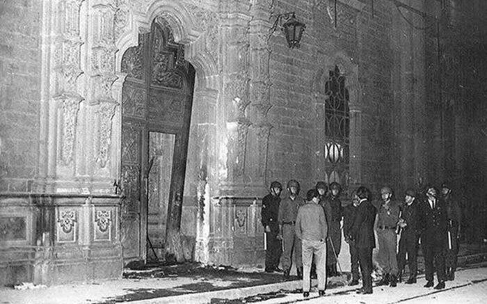 2 de octubre 1968: Basukazo a San Ildefonso