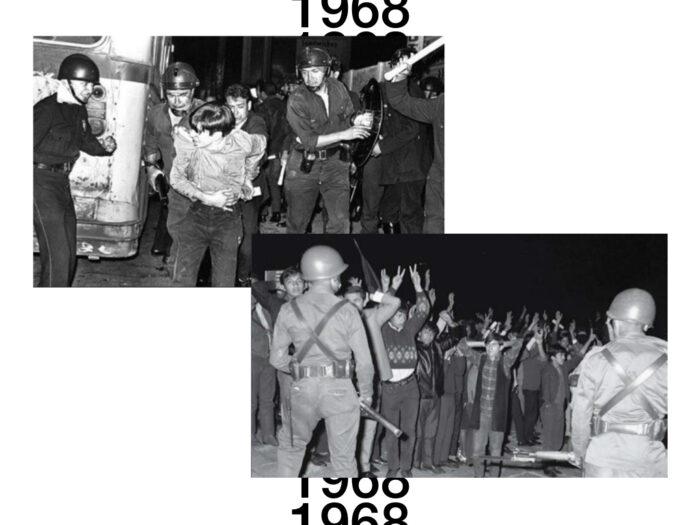 Represión en México 1968