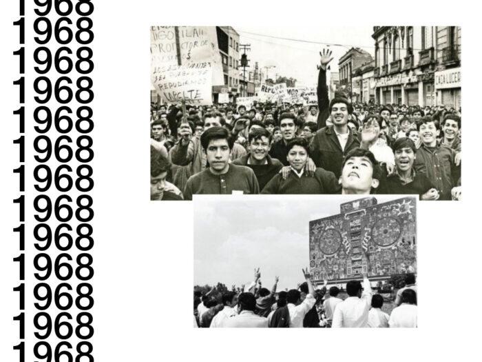 Marchas estudiantiles 2 de octubre 1968