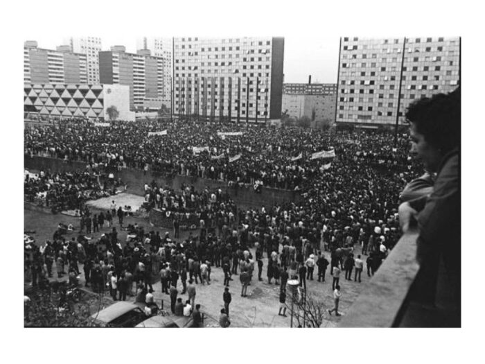2 de octubre 1968 Tlatelolco