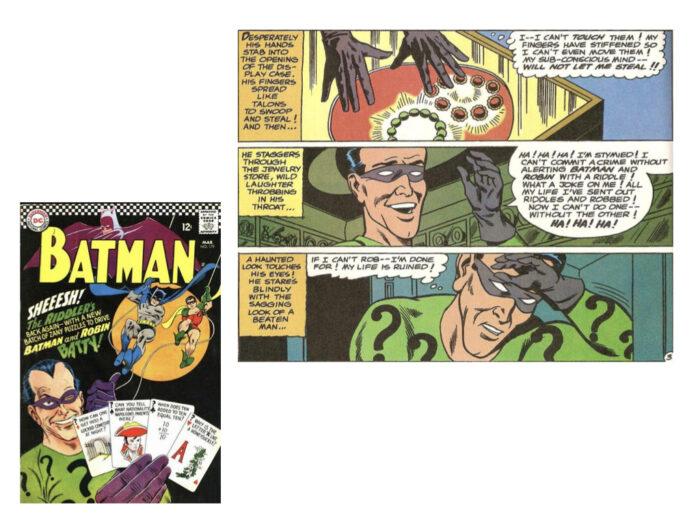 Páginas de la Edad de Oro DC Comics