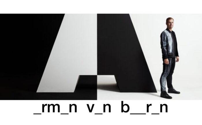Mural de Armin van Buuren CDMX